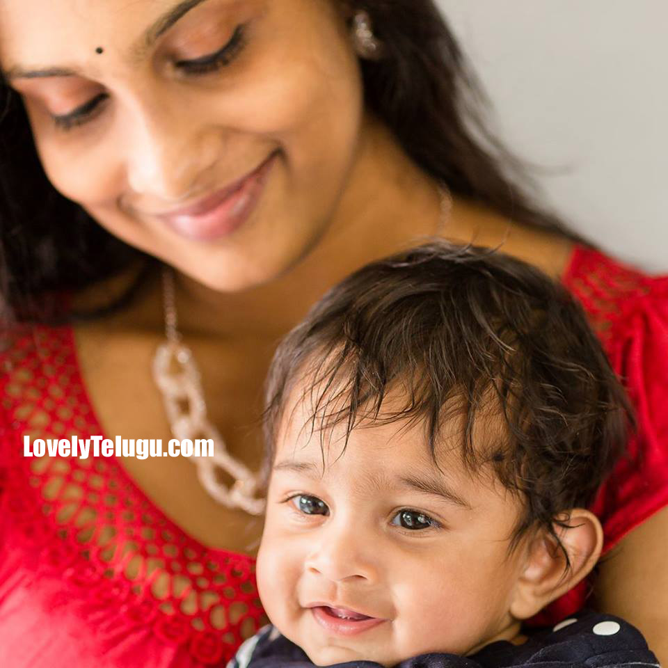 Anjana Sowmya Son Name