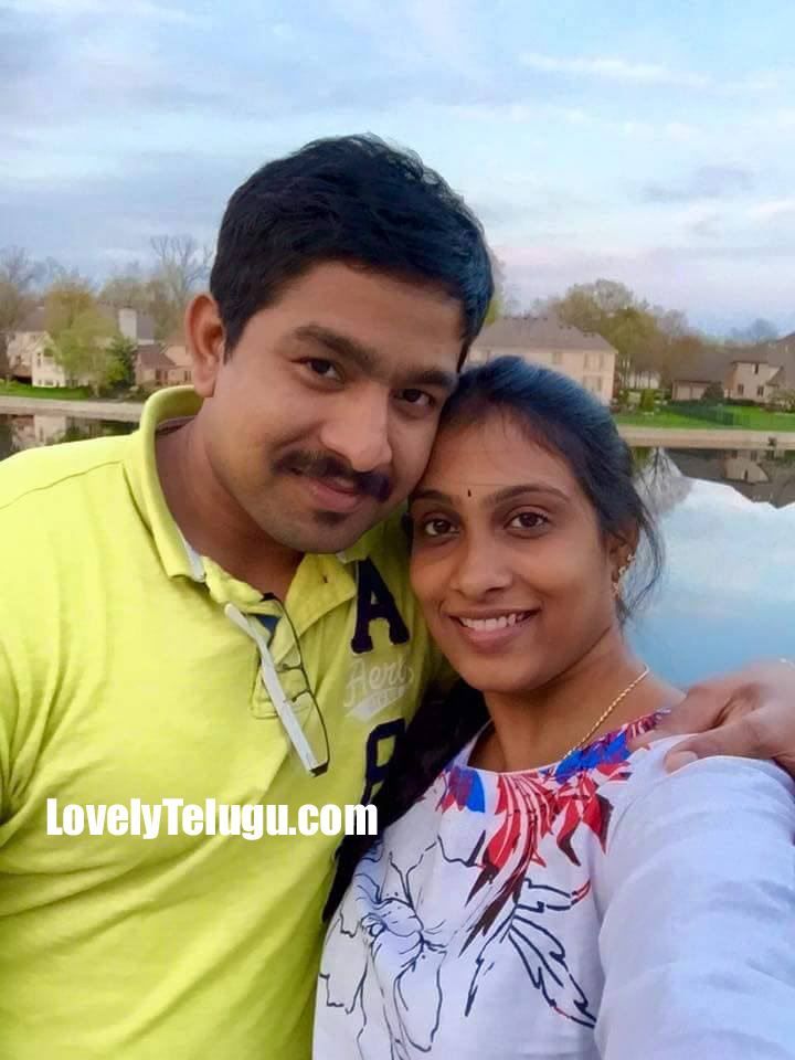 Anjana Sowmya Husband Name and Pic