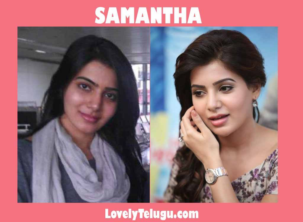 South Indian Actresses Without Makeup