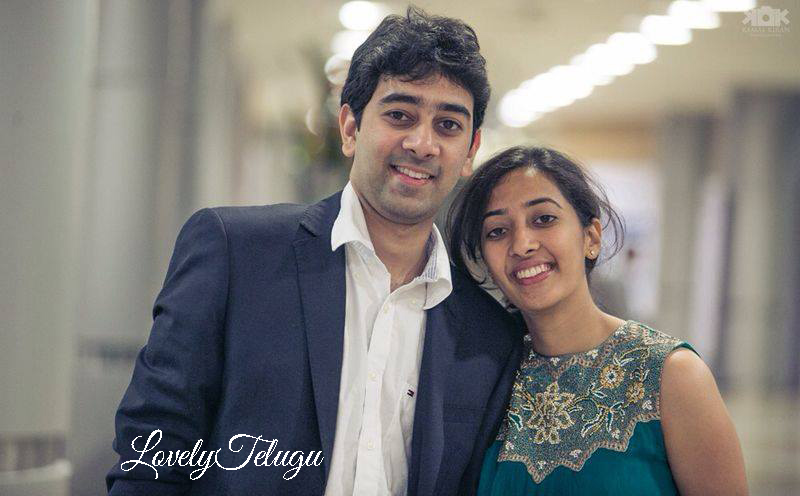 Little Soldiers Kavya Husband Pic