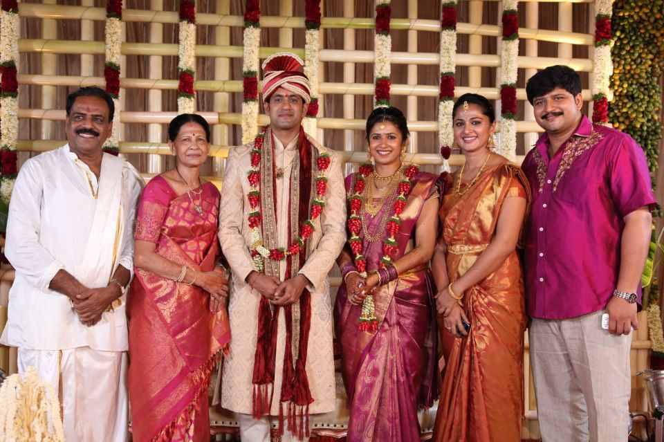 Actress Anushka Shetty Marriage Photo