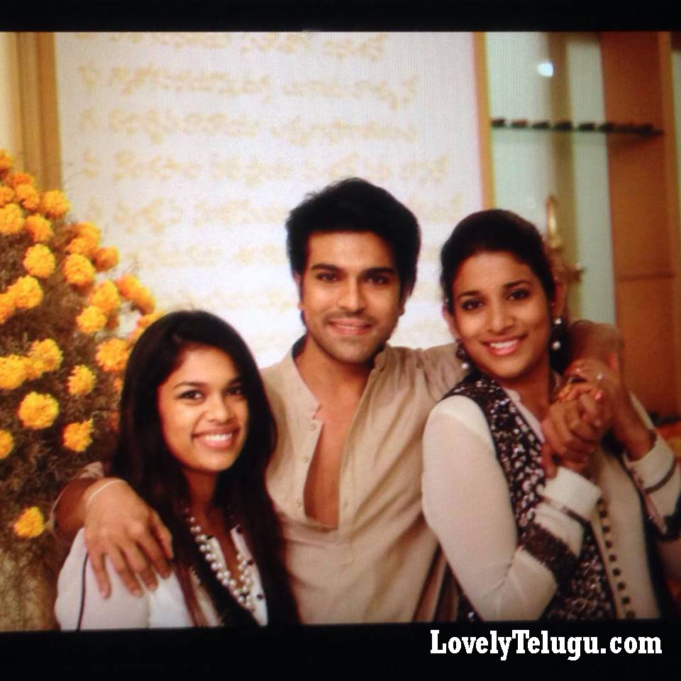 Chiranjeevi S Daughter Sushmitha Konidela Personal Photos