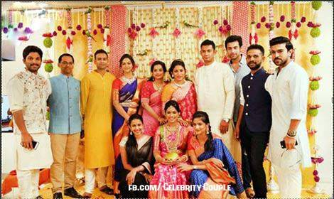 Sreeja Konidela Wedding Gallery