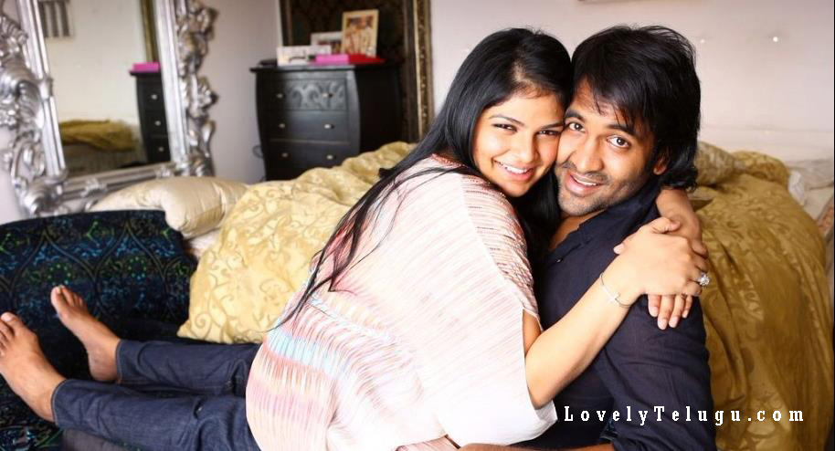 Vishnu Manchu and Viranica