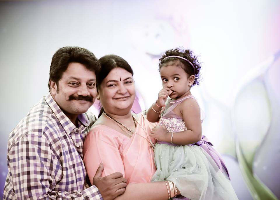 Sai Kumar's Daughter Jyothirmayi Family Photos