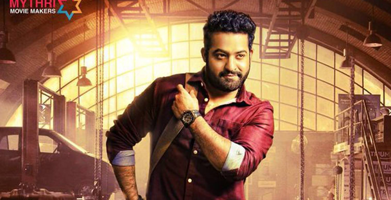Janatha Garage NTR wallpaper