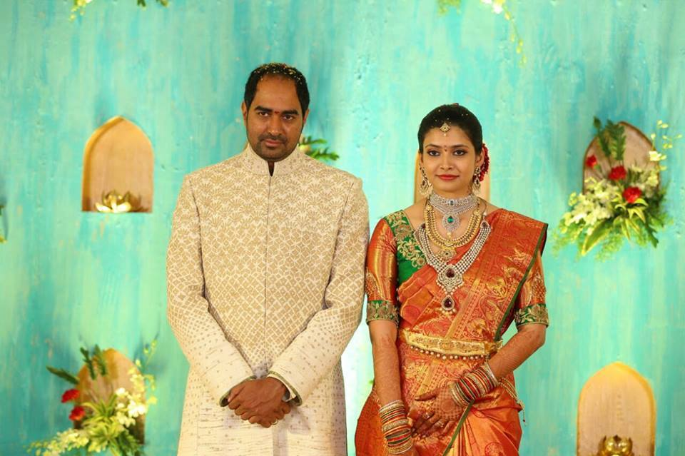 Director Krish Marriage Date