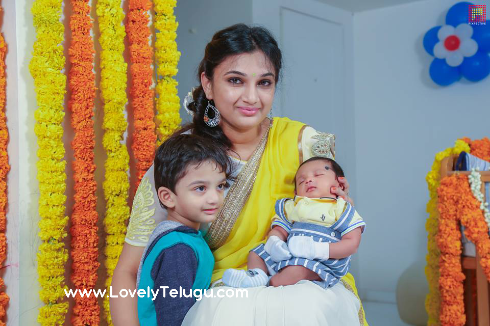 Director Surendar Reddy Wife Photos