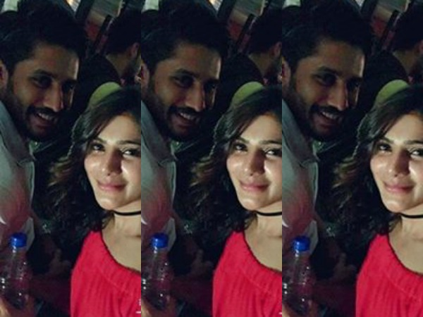 Naga Chaitanya, Samantha Marriage Pics