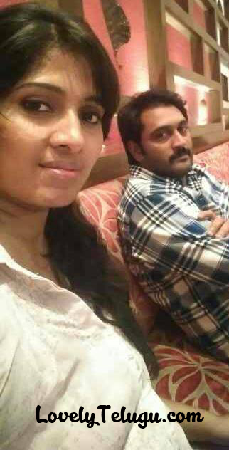 Actor Ajay wife Swetha pics