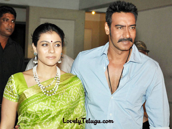 10 unseen pics of bollywood couple kajol and ajay devagan lovely ajay devagan wife name is kajol thecheapjerseys Image collections