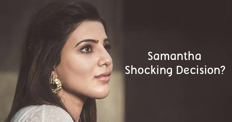 Big Shock to Samantha Marriage?
