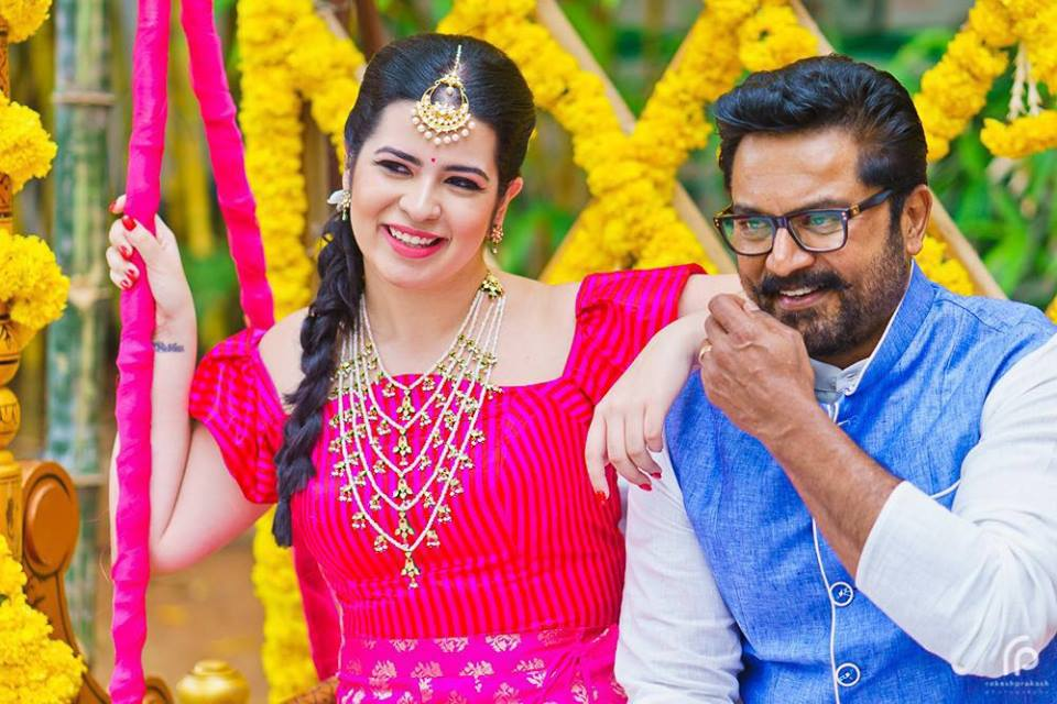 Kannada film actress wedding