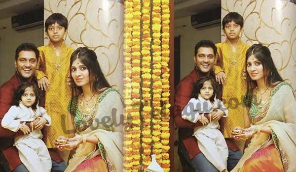 Actor Ajay family images