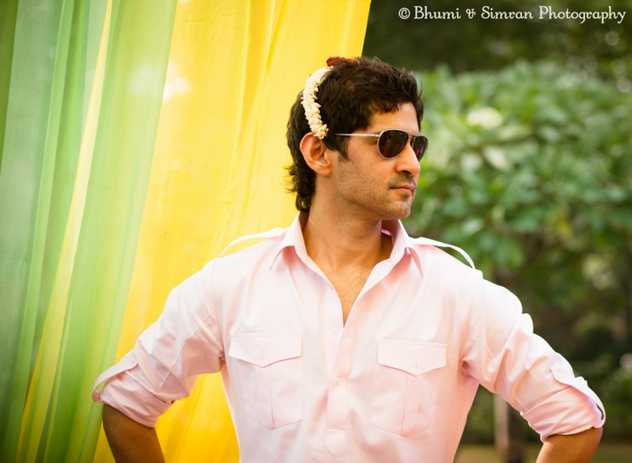 vj gaurav kapur wedding photos lovely telugu
