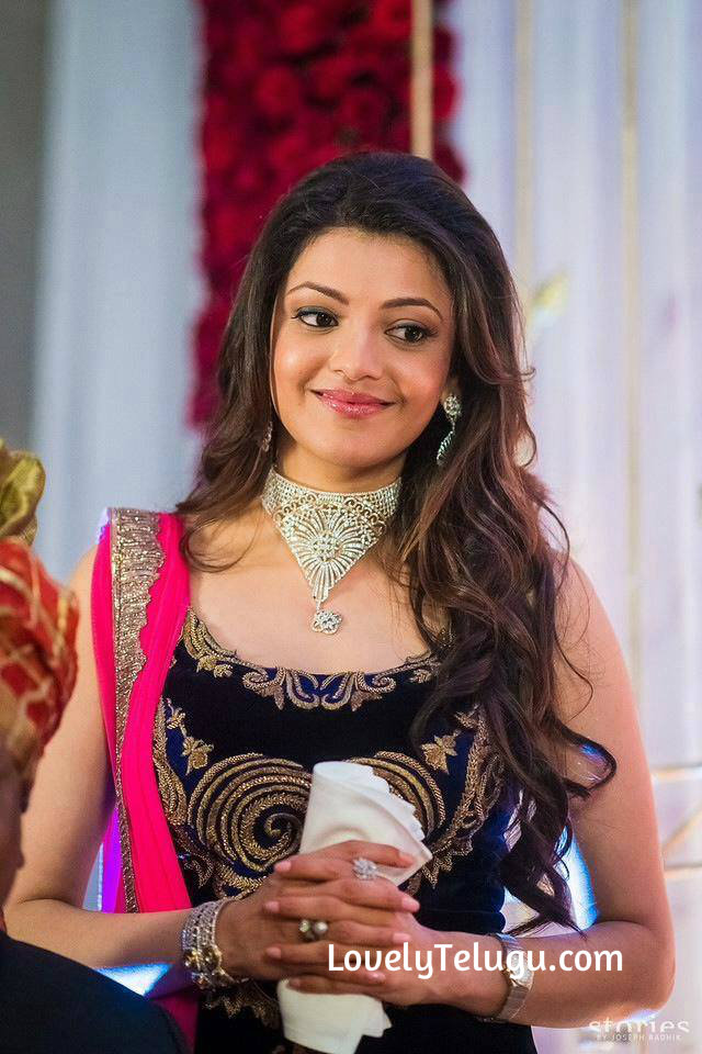 kajal agarwal marriage photos