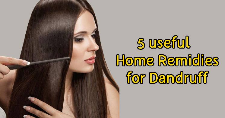 Hair Dandruff Tips