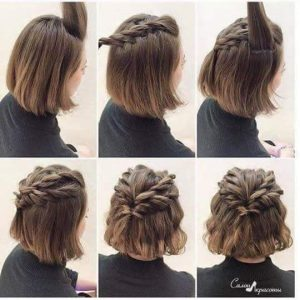 DIY HairStyles for Girls