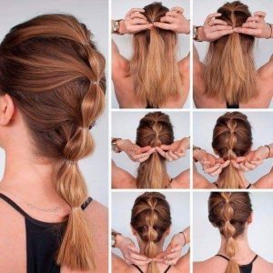 Simple and Trendy DIY Hair Styles for Girls