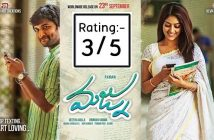 Nani Majnu Telugu Movie Review