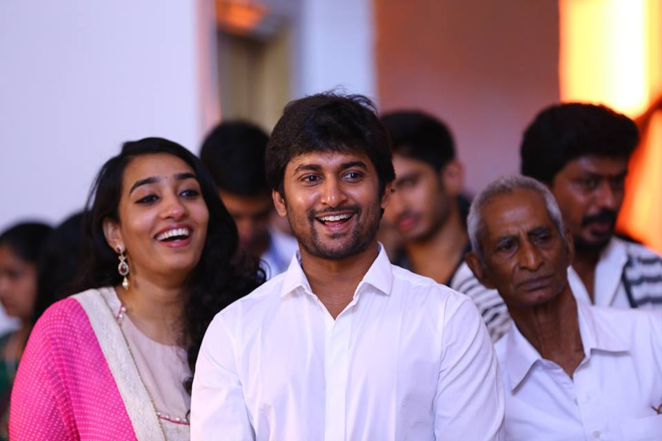 Hero Nani And Anjana Photos Wedding Pics Lovely Telugu