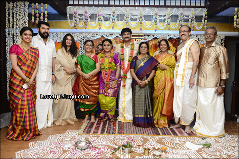 Actress revathi wedding