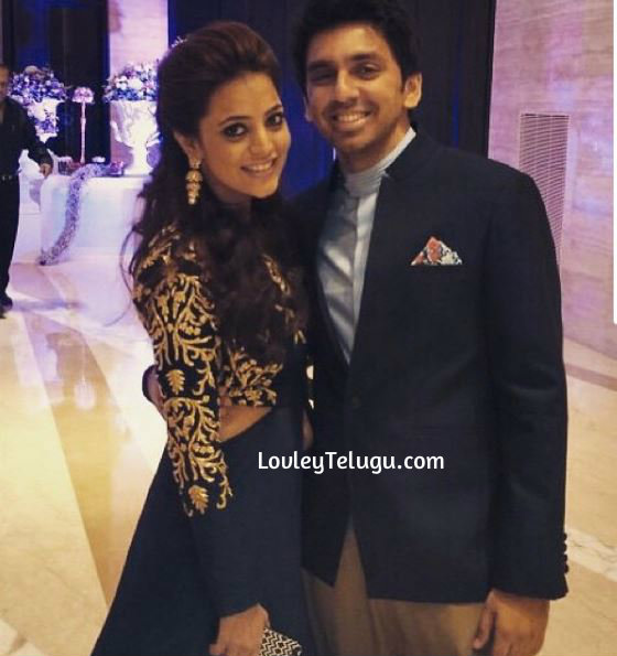 Nisha Agarwal husband