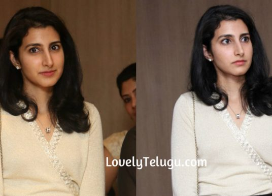 Brahmani Nara at Teach for change Video Launch Event