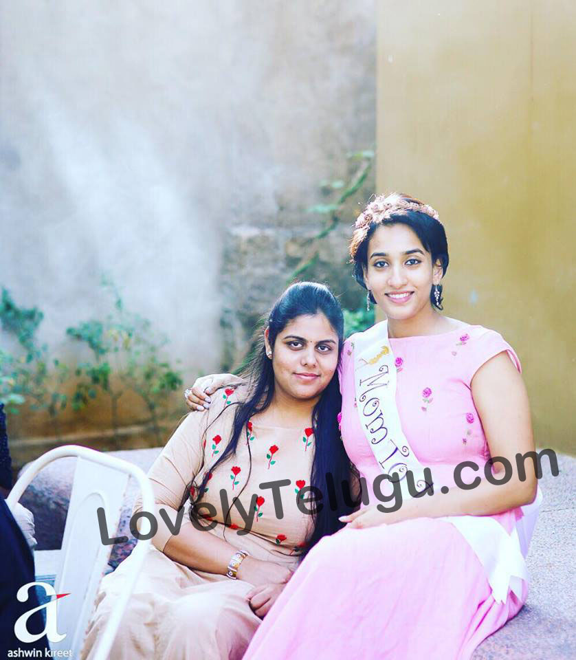 anjana Baby shower Photos