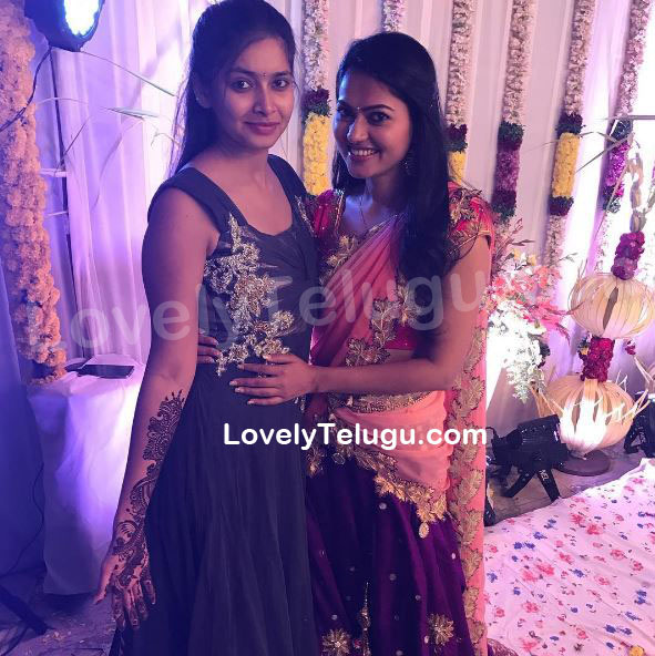 Serial Actress Suhasini Wedding Photos