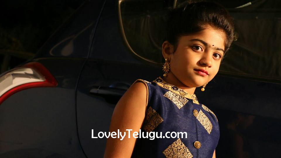 Devayani Serial Child Artist Krithika Unseen photos