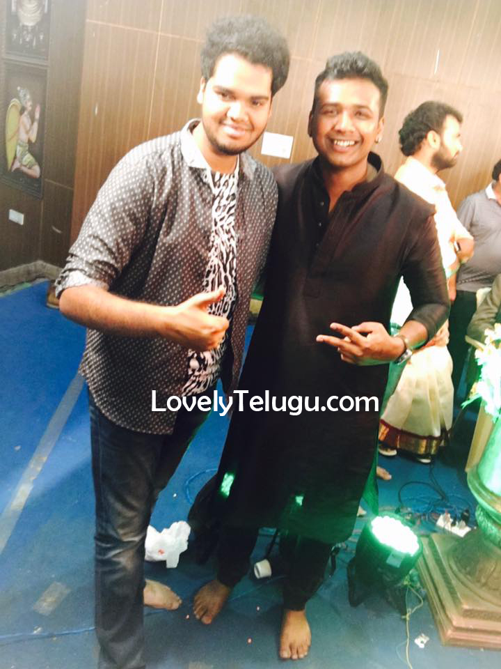 Indian Idol Singer Rohit Paritala pics