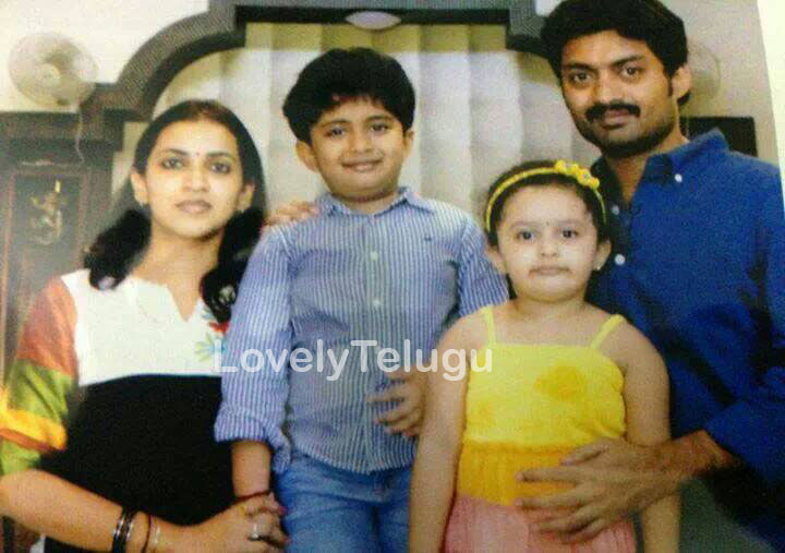 Kalyanram family photos