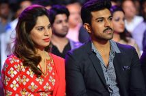 Ram Charan Birthday surprise