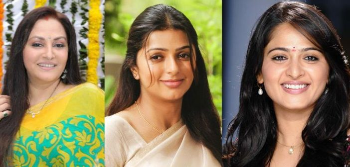 South Indian Actresses Real Names