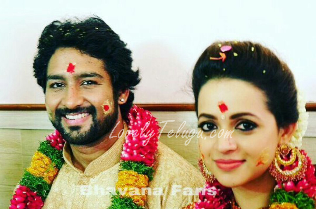 Bhavana to Get Married with her boyfriend Naveen Soon