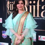 Samantha IIFA Utsavam Awards