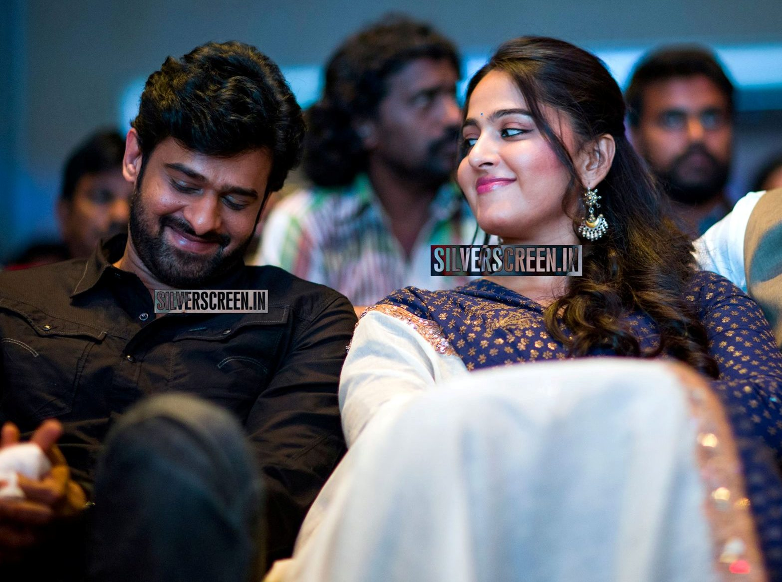 prabhas and anushka could be the most adorable couple ever | lovely