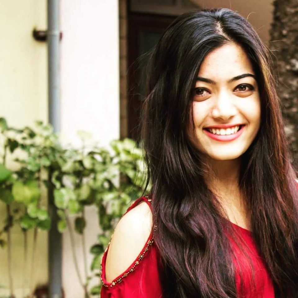 rashmika Mandanna wallpapers