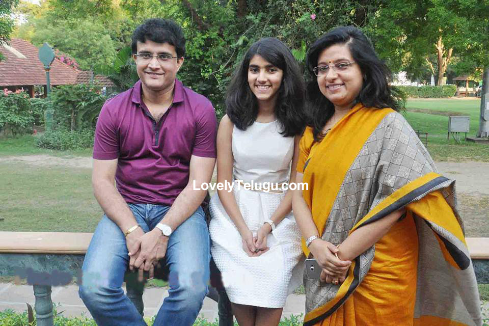Sourav Ganguly Daughter Sana Ganguly Photos