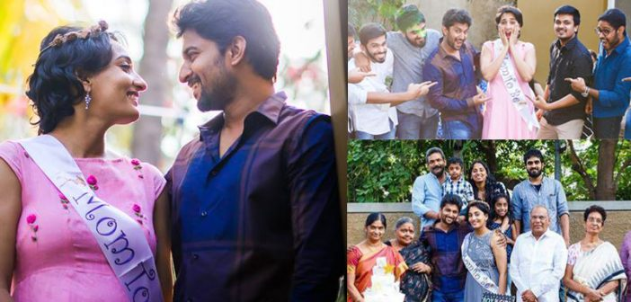Actor Nani Son Name And Photos Lovely Telugu