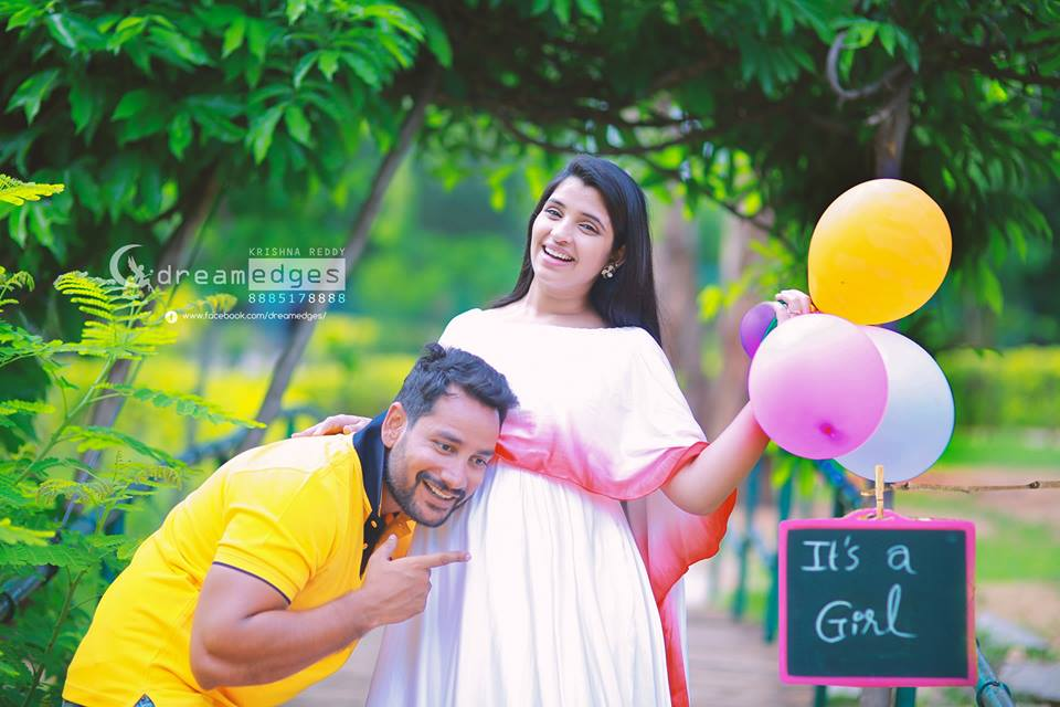 Shyamala Maternity Shoot