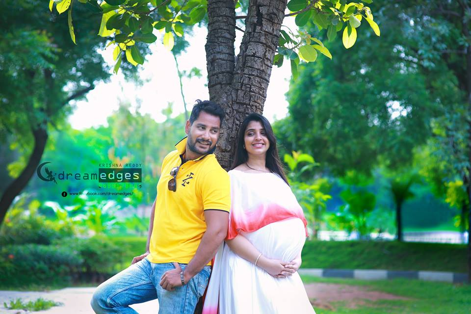 Shyamala Maternity Shoot Photos