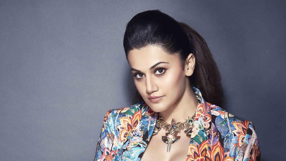 Taapsee Responds to Controversy Comments About K Raghavendra Rao
