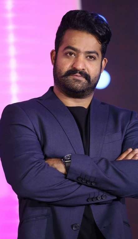 Jr Ntr At Big Boss Show Press Conference Photos Lovely