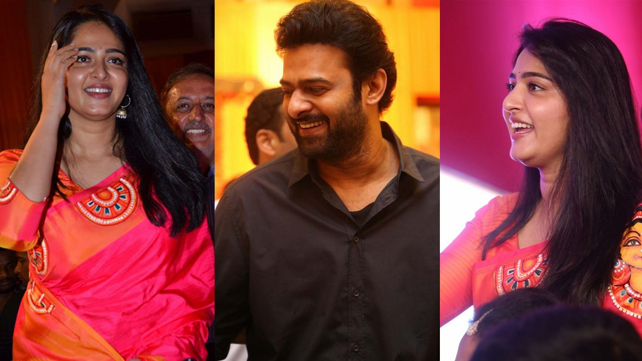 Anushka Shetty Birthday Gift to Prabhas