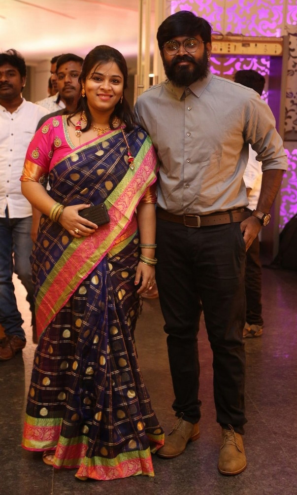 Celebs at Shyam Prasad Reddy Daughter Wedding Photos