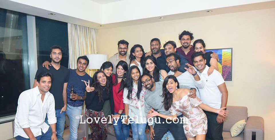 Anisha ambrose Birthday celebrations 2017