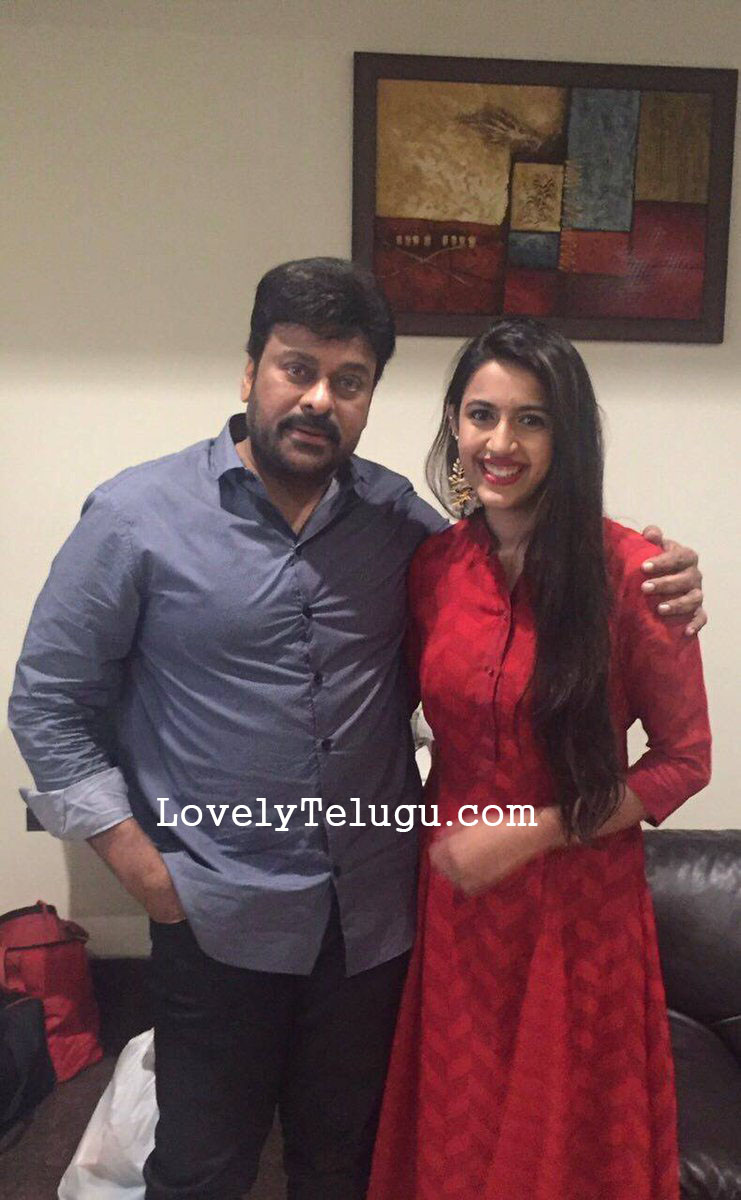 Chiranjeevi Birthday 2017 Celebrations Photos