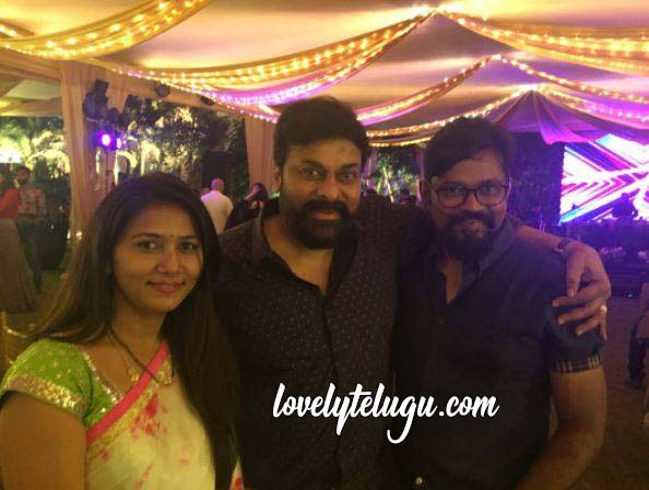 Diwali Party at Chiranjeevi's House Photos